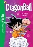 Akira Toriyama - Dragon Ball Tome 5 : Le singe géant.