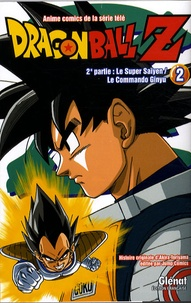 Livre en anglais à télécharger gratuitement avec audio Dragon Ball Z 2e partie 9782723467971