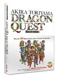 Akira Toriyama - Dragon Quest illustrations.