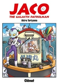 Akira Toriyama - Jaco the galactic patrolman.