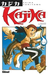 Akira Toriyama - Kajika.