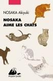 Akiyuki Nosaka - Nosaka aime les chats.