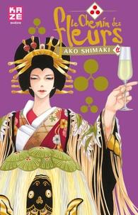 Ako Shimaki - Le Chemin des fleurs Tome 12 : .