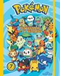 Aky-Aka Créations et Guilhem Salines - Pokémon - L'intégrale des 7 régions.