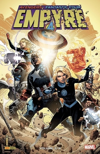 Avengers/Fantastic Four Empyre Tome 2