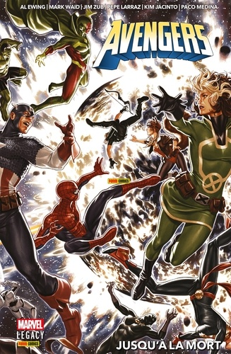 Avengers - 9782809488807 - 20,99 €