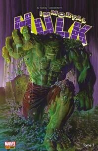 Al Ewing - Immortal Hulk (2018) T01 - Ou est-il les deux ?.