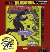 Birrascarampola.it Tu es Deadpool - Le comics dont tu es le héros. Avec 2 crayons et 2 dés Image