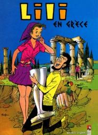 Deedr.fr Lili Tome 16 : Lili en Grèce Image