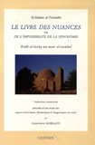 Al-Hakim Al-Tirmidhî - Le Livre des nuances - Ou de l'impossibilité de la synonymie.