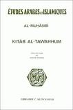 Al-Muhasibi - Kitab al-tawahhum.