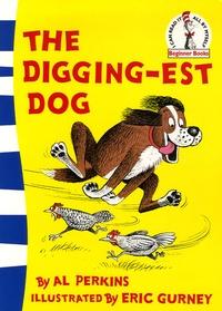 Al Perkins - The Digging-est Dog.