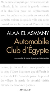 Alaa El Aswany - Automobile Club d'Egypte.