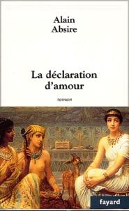 Alain Absire - .