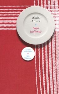 Alain Absire - Saga italienne.