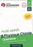 Alain Akhebat - Physique-chimie 4e - Cours, méthodes, exercices, corrigés.