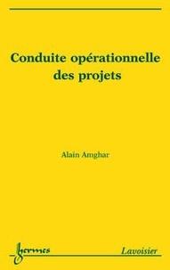 Alain Amghar - Conduite opérationnelle des projets.