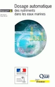 Dosage automatique des nutriments dans les eaux marines : méthodes en flux continu.pdf