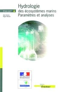 Hydrologie des écosystèmes marins Paramètres et analyses.pdf