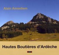 Alain Amsellem - Hautes Boutières d'Ardèche.