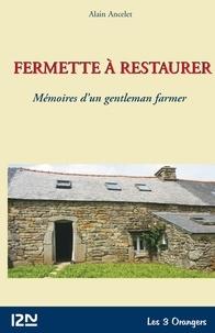 Alain Ancelet - Fermette à restaurer.