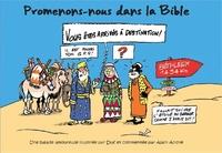 Alain André et  Duf - Promenons-nous dans la Bible.