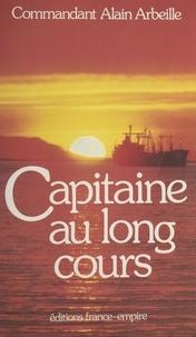 Alain Arbeille - Capitaine au long cours.