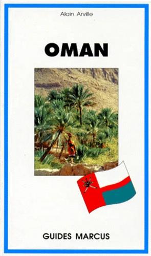 Alain Arville - Oman.