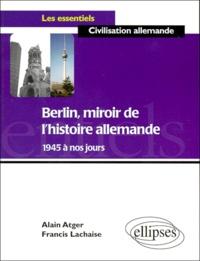 Alain Atger et Francis Lachaise - .