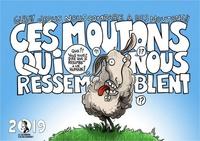 Alain Auderset - Ces moutons qui nous ressemblent - Calendrier.