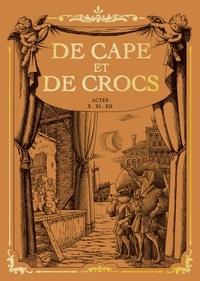 Histoiresdenlire.be De Cape et de Crocs Image