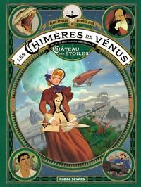 Alain Ayroles et Etienne Jung - Les Chimères de Vénus Tome 1 : .
