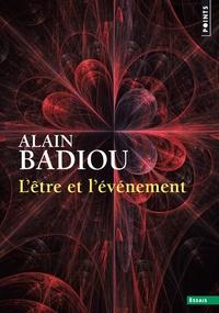 Alain Badiou - L'être et l'événement.