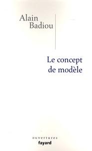 Histoiresdenlire.be Le concept de modèle - Introduction à une épistémologie matérialiste des mathématiques Image