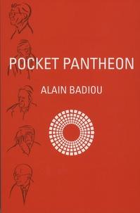 Alain Badiou - Pocket Pantheon - Figures of Postwar Philosophy.