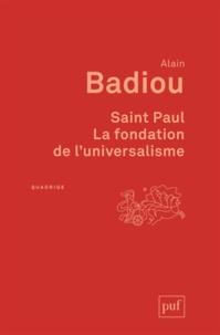Controlasmaweek.it Saint Paul - La fondation de l'universalisme Image