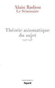 Birrascarampola.it Théorie axiomatique du sujet - Le séminaire 1996-1998 Image
