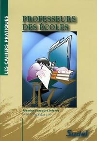 Alain Balmet - Premier concours interne d'accès au corps des Professeurs des écoles.