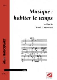 Deedr.fr Musique - Habiter le temps Image