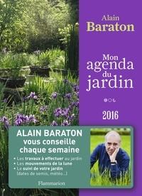 Alain Baraton - Mon agenda du jardin.