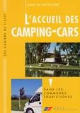 Alain Barbanel et Nathalie Hermellin - L'accueil des camping-cars dans les communes touristiques.