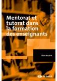 Alain Baudrit - Mentorat et tutorat dans la formation des enseignants.