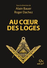 Alain Bauer - Dans le secret des loges.
