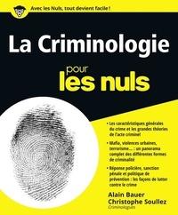 Téléchargement de livres électroniques Epub La criminologie pour les nuls