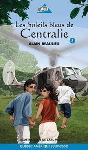 Alain Beaulieu - Jade et jonas t 3 les soleils bleus de centralie.