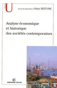 Alain Beitone - Analyse économique et historique des sociétés contemporaines.