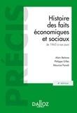 Alain Beitone et Philippe Gilles - Histoire des faits économiques et sociaux de 1945 à nos jours.