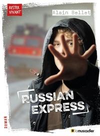 Alain Bellet - Russian express.