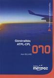 Alain Belliard - Généralités ATPL-CPL.