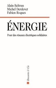 Alain Beltran et Michel Derdevet - Energie - Pour des réseaux électriques solidaires.